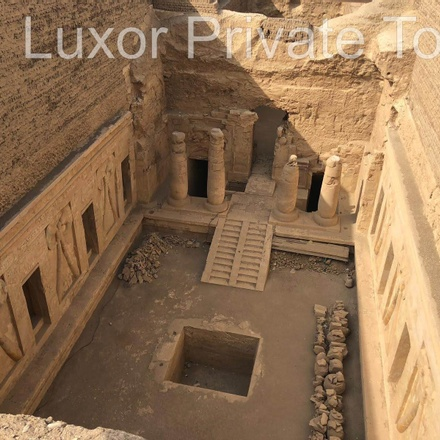 Day Tour to Abydos And Dendara From Luxor