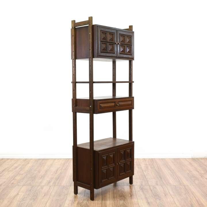 Modern Mission Style Buffet Server Bar | Loveseat Vintage ...