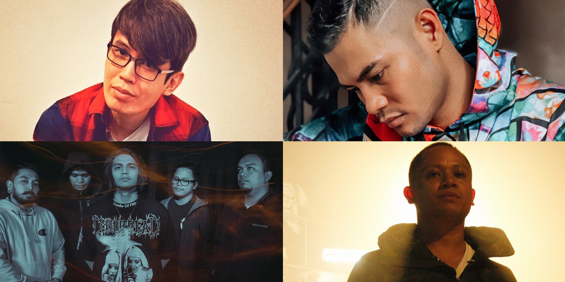 Hannah + Gabi, Mike Swift, Bugoy Drilon, Fragments, and more release new music – listen