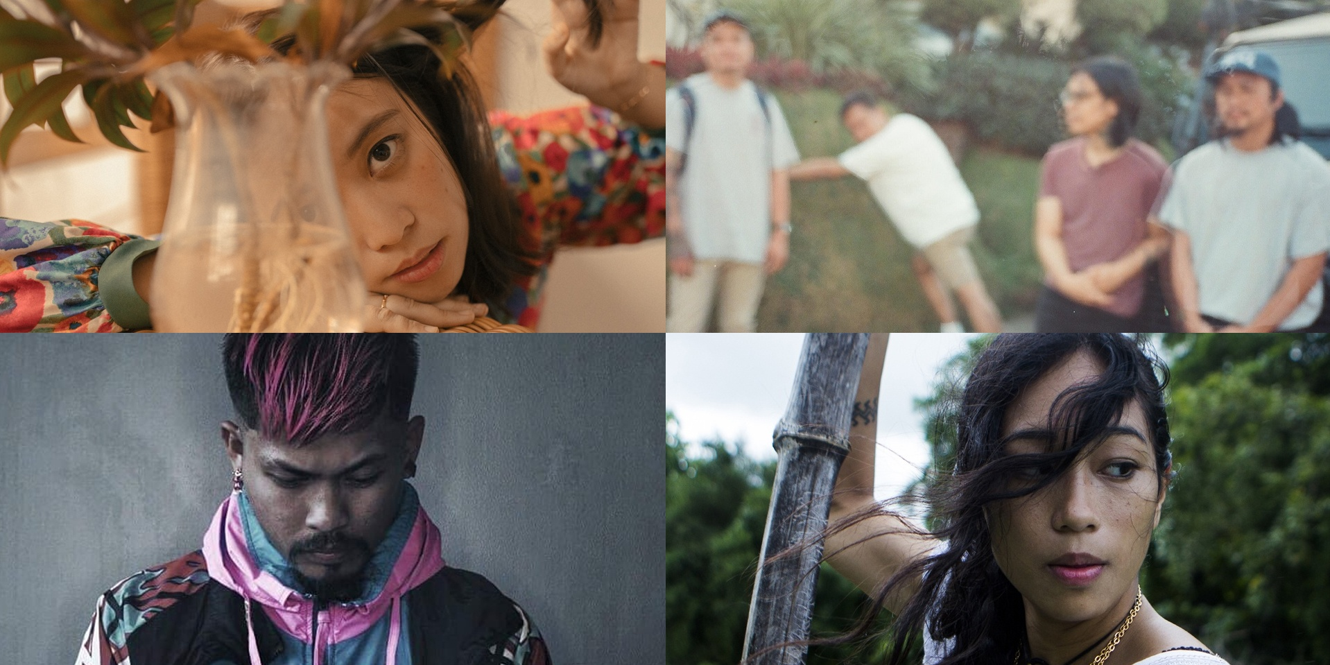 Reese Lansangan, ((( O ))), BenteDos, bird., and more release new music – listen