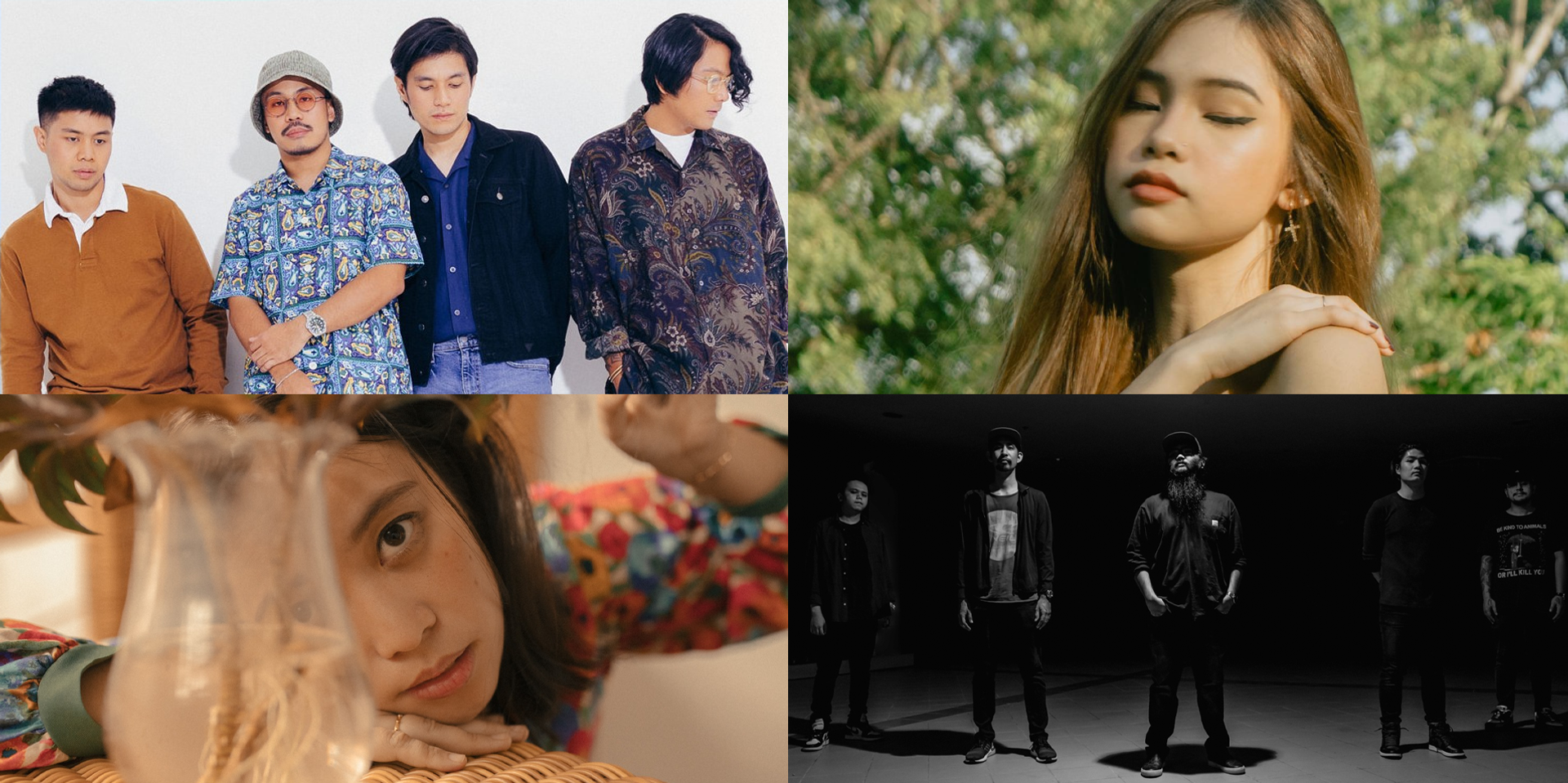 UP Fair's Cosmos: An OPM Festival goes online with She's Only Sixteen, Syd Hartha, Reese Lansangan, I Belong to the Zoo