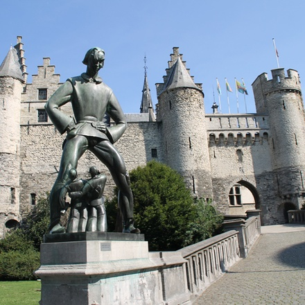 Cycling from Brussels to Bruges