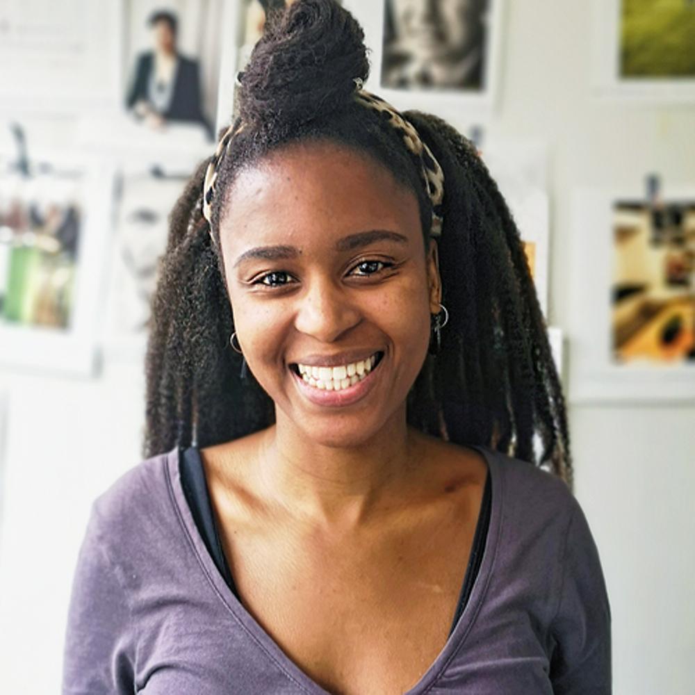 Tshepiso Lehutjo, Startup Labs coordinator.