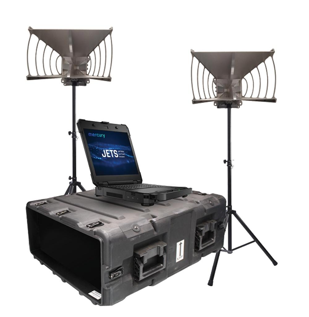 Mercury's JTS0100 Jammer Training System