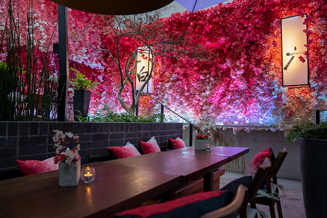 Nobu Hotel London Shoreditch - Hanami 2