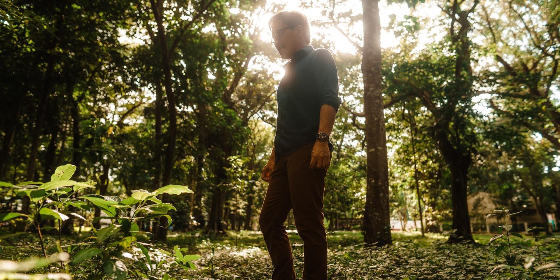 Ebe Dancel announces new album, Baliktanaw