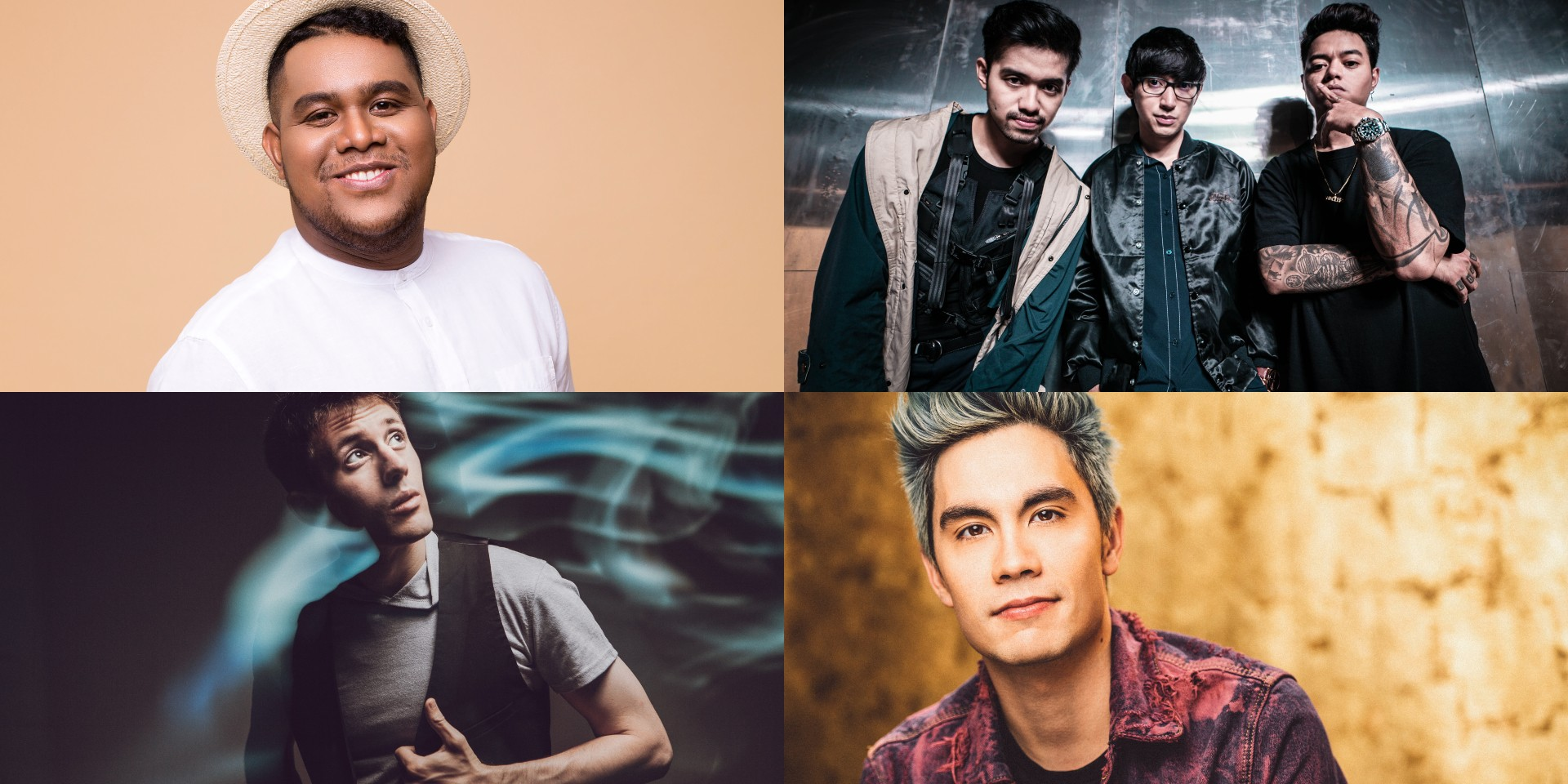 Explore Indonesia with Andmesh, Weird Genius, Kurt Hugo Schneider, Sam Tsui, and more at Music Matters from Wonderful Indonesia