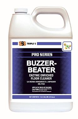 Triple-S 'Buzzer-Beater' Enzyme Floor Cleaner