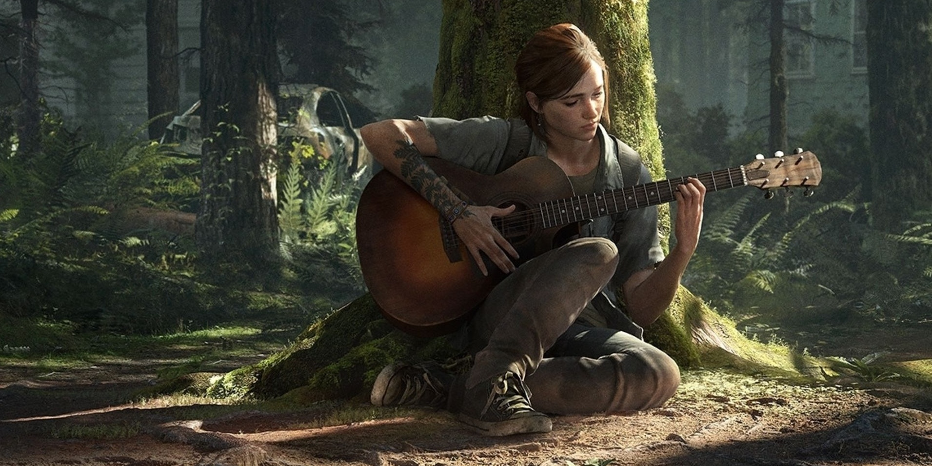 You can kick zombie butt and play 'Harana' on The Last of Us Part 2 – watch