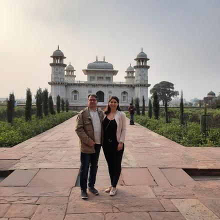 Agra tour with Tuk Tuk