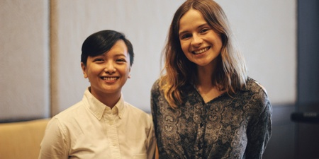 TheSunManager chats with Gabrielle Aplin about songwriting, vulnerability, and musical growth