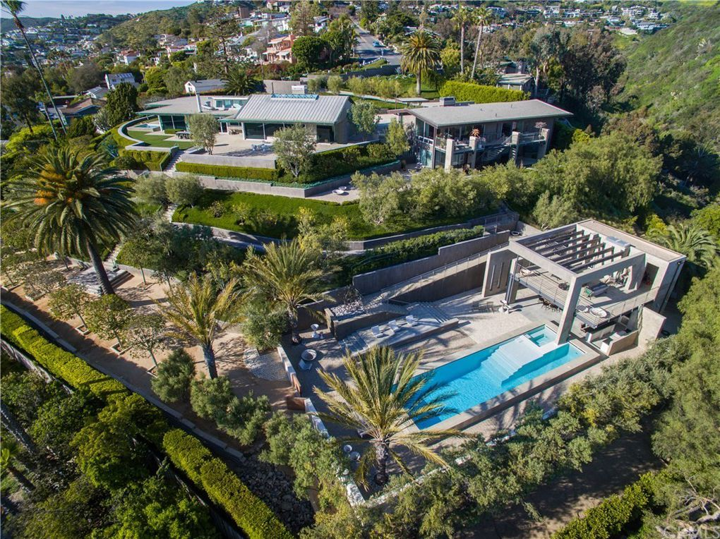 Ryan Murphy Relists Lavish Laguna Beach Compound