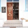 Door,Slat Trabelsiya (Tripoli), Djerba (Jerba, Jarbah, جربة), Tunisia, Chrystie Sherman, 7/8/16