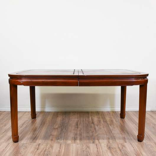 Asian Solid Wood Dining Table