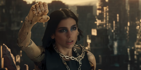 Dua Lipa releases powerful protest anthem 'Swan Song', shares music video