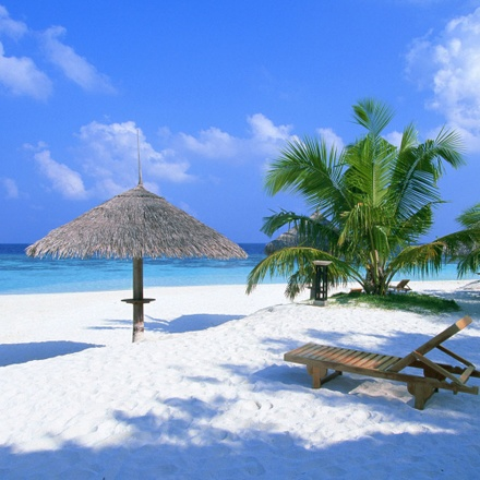Escape To Maldives
