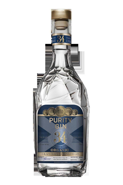 Purity Navy Strength Gin 750 ml