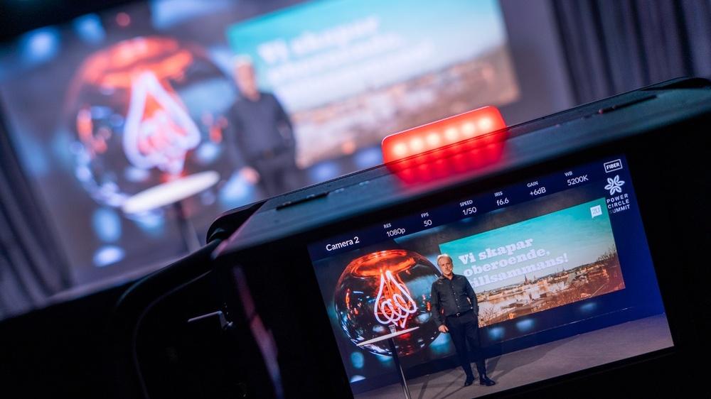 Power2U presenterar under Power Circle Summit 2020