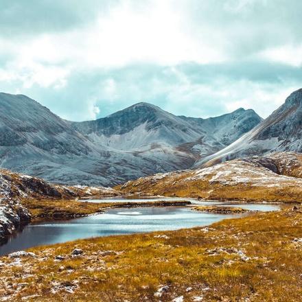 Beinn Eighe Mountain Trail