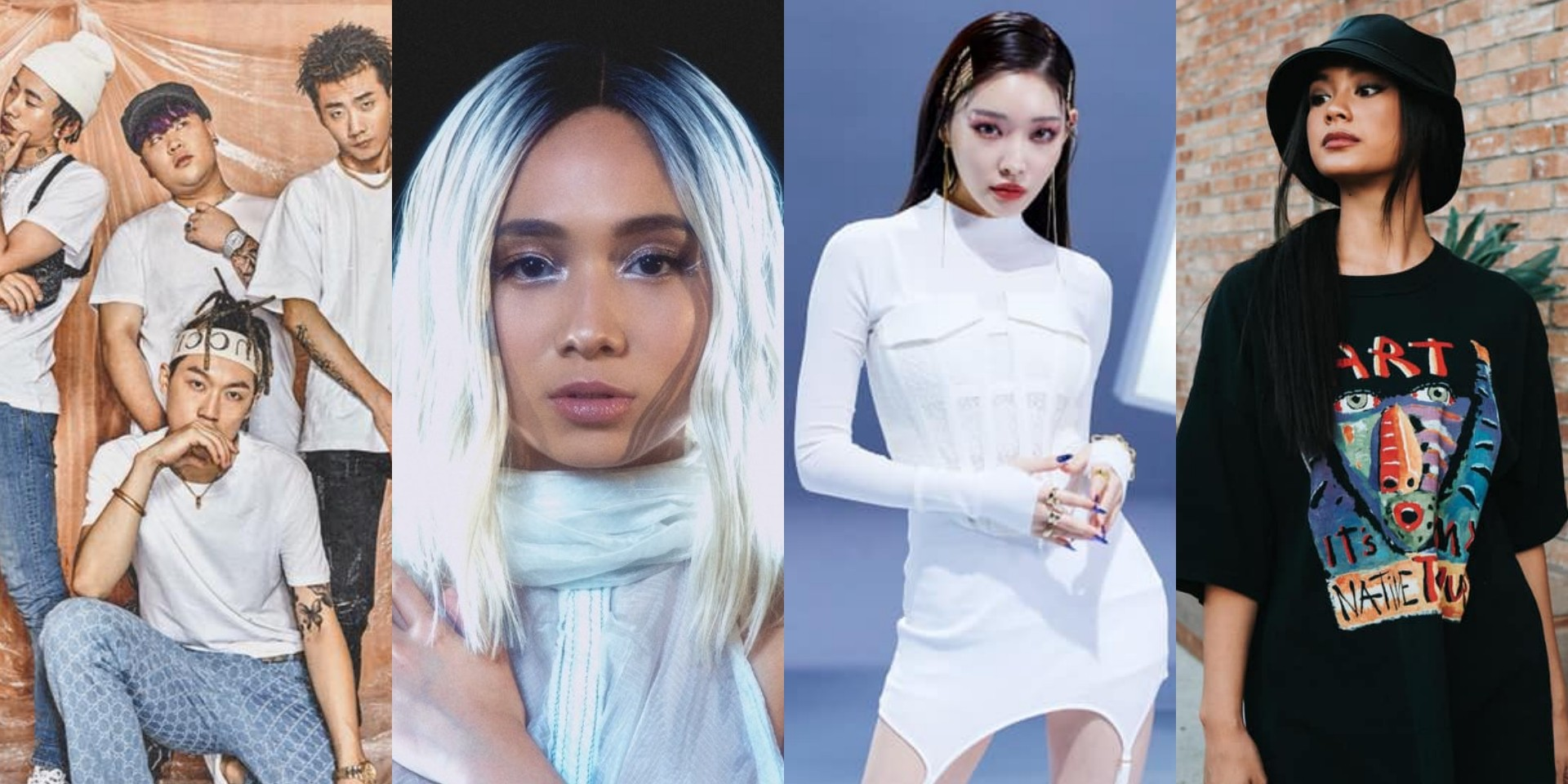 88rising returns with ASIA RISING: Summer Edition on TikTok, featuring Higher Brothers, NIKI, Chung Ha, Ylona Garcia, and more