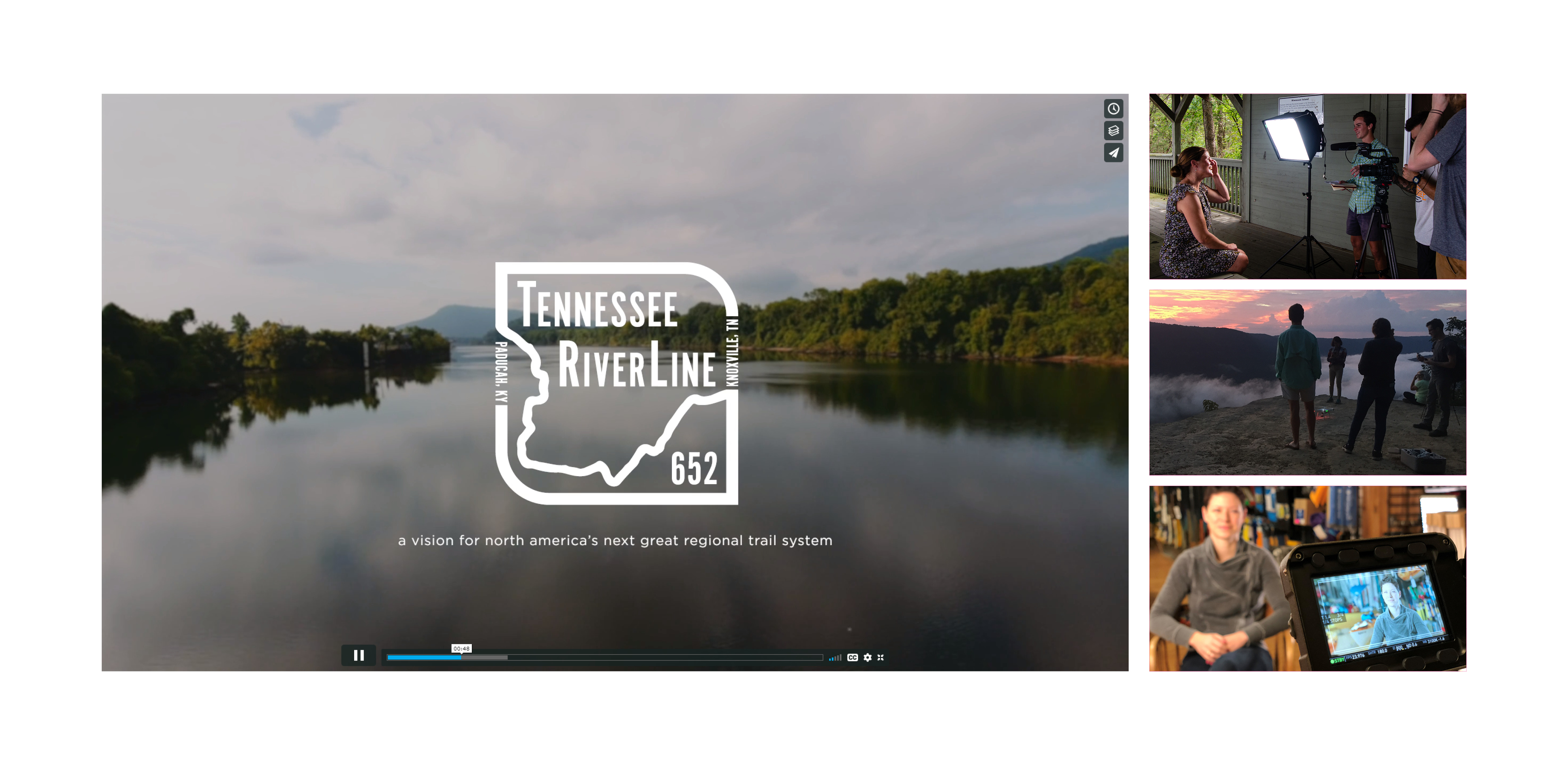 Tennessee RiverLine Vision Video
