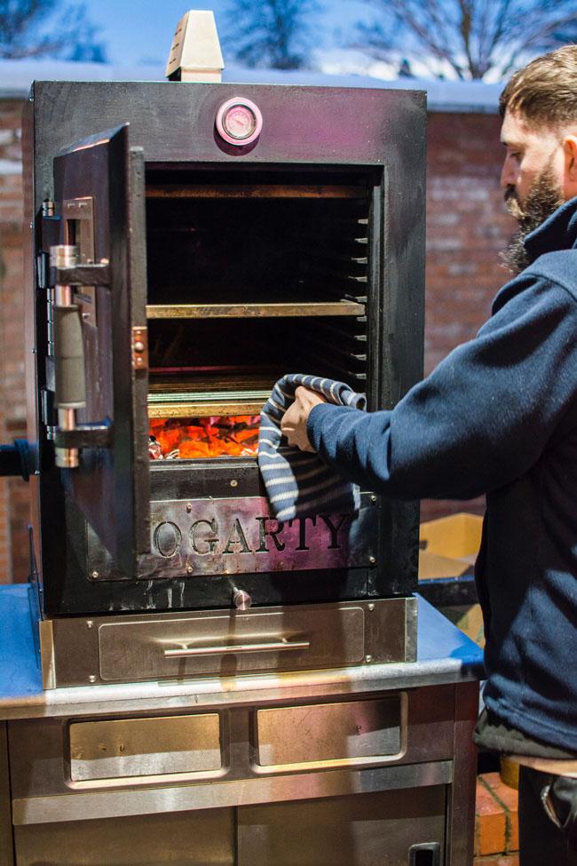 fogarty oven
