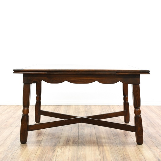 Dining Room Tables San Diego: Dining Table W/ Pull Out Extension Leaves
