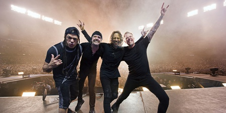 Metallica announce new children's book, The ABCs of Metallica