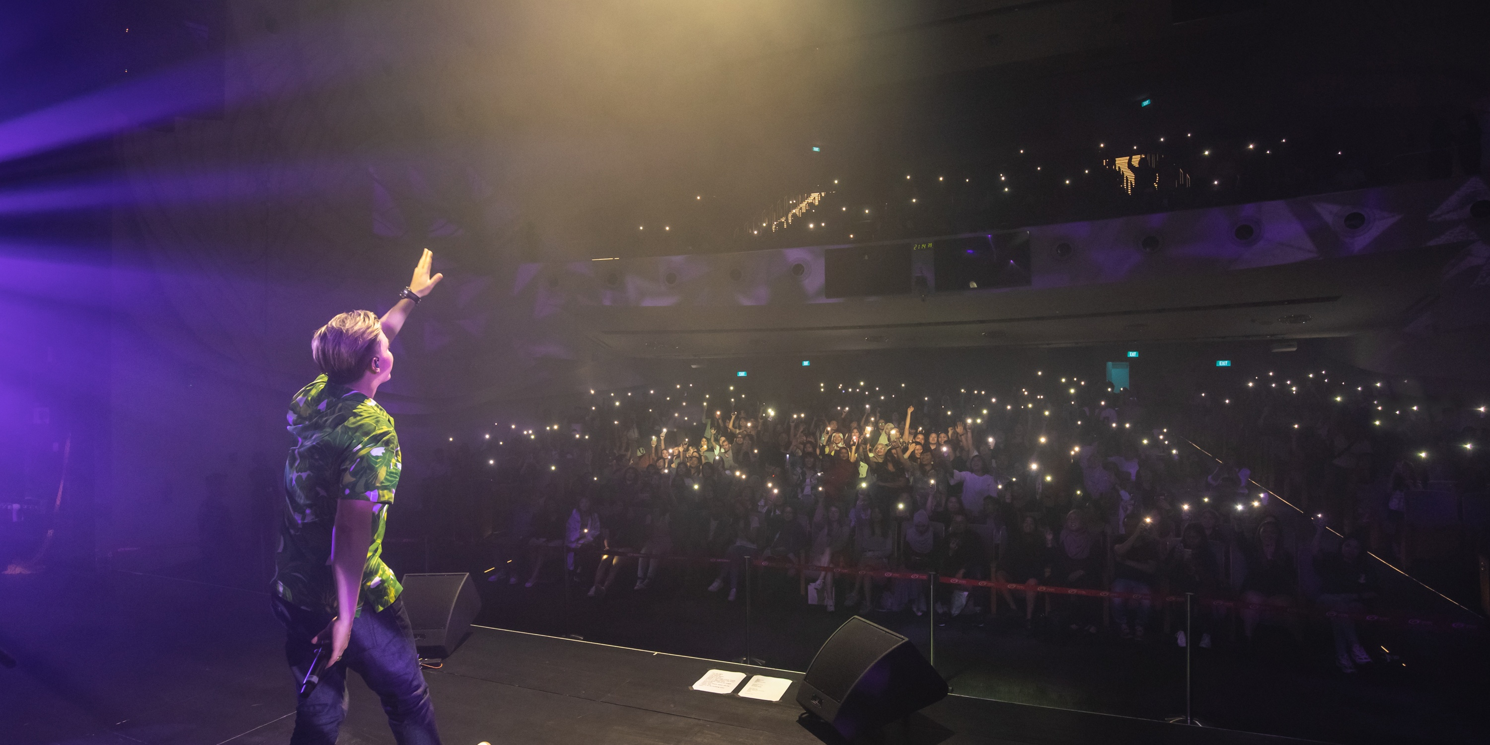Jesse McCartney proves he's still got it at debut Singapore concert – gig review