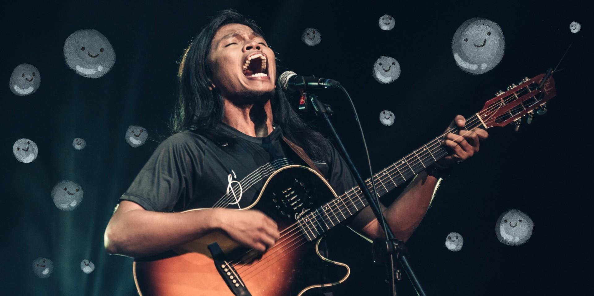 Bullet Dumas shares playful hand-washing song 'Tara, Hugas!' to keep germs away – watch