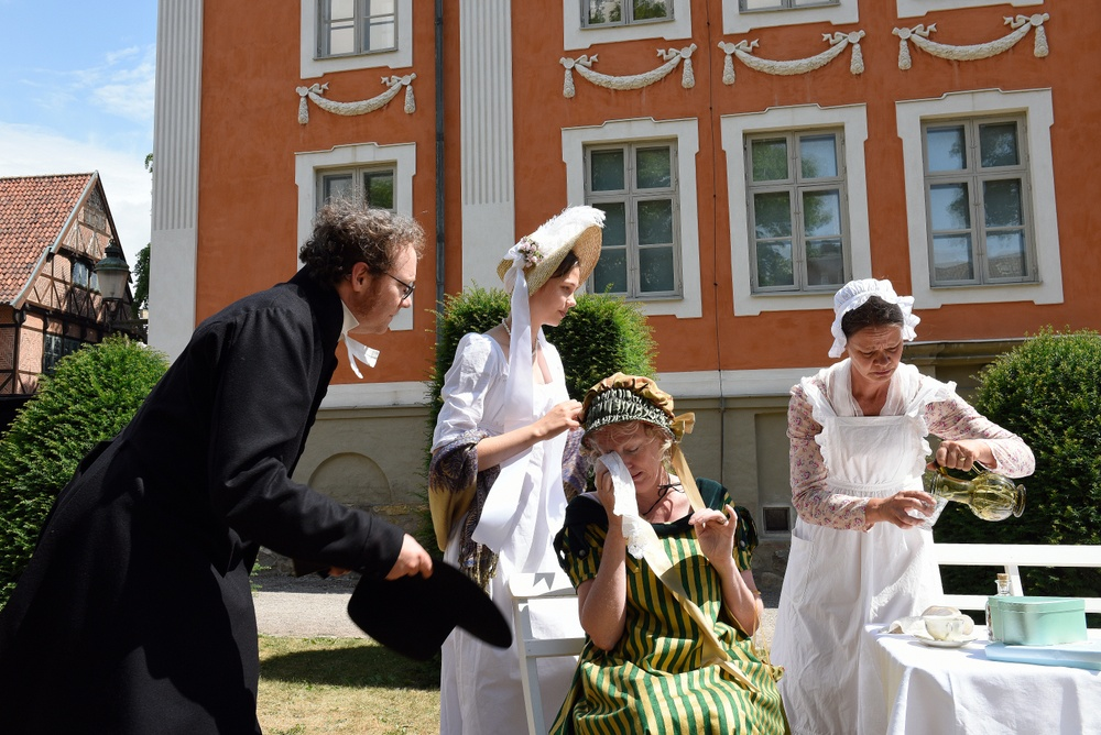 Lekfulla tidsresor på Kulturen i Lund