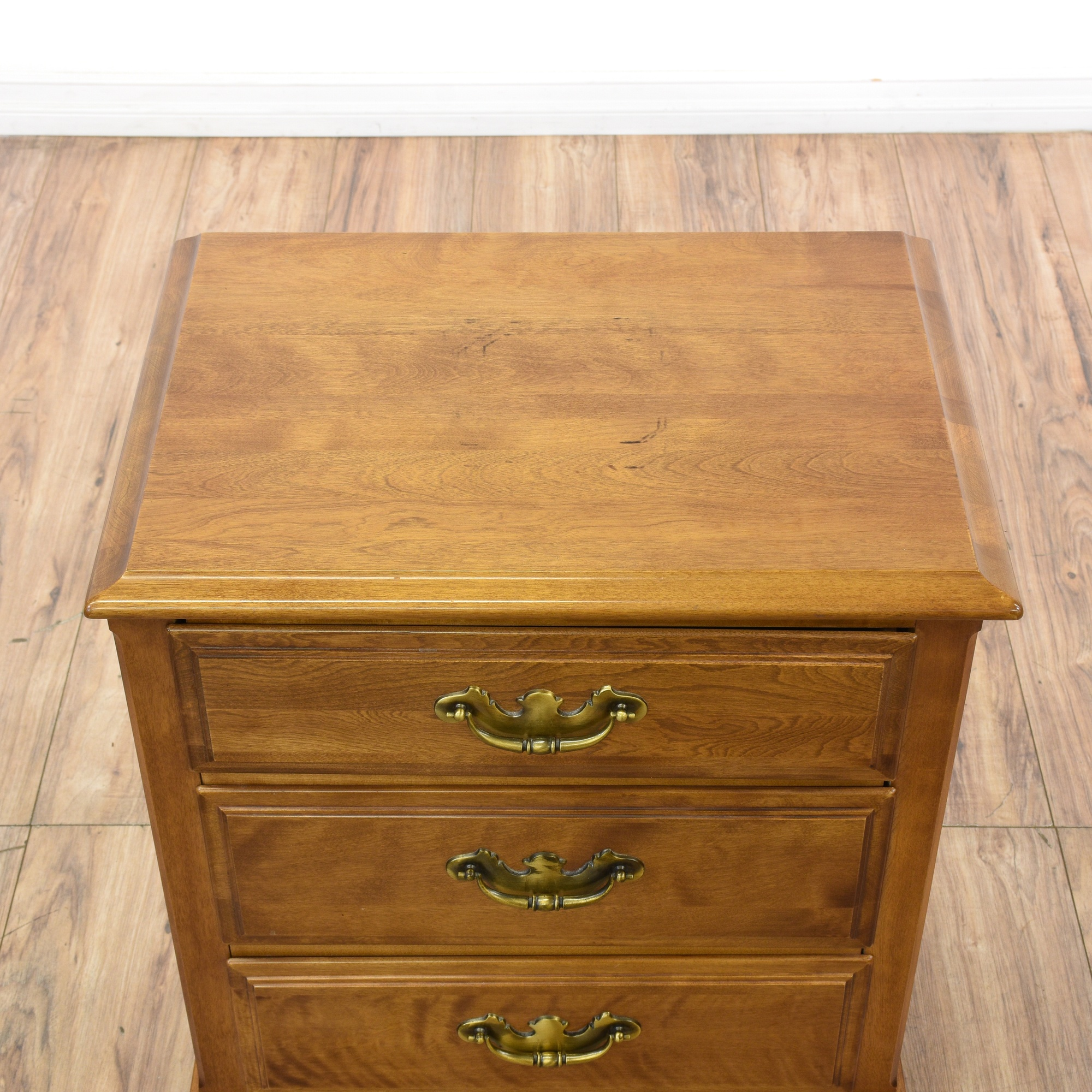 Pair Of Quot Cal Shops Quot 3 Drawer Nightstands Loveseat Vintage Furniture San Diego Amp Los Angeles