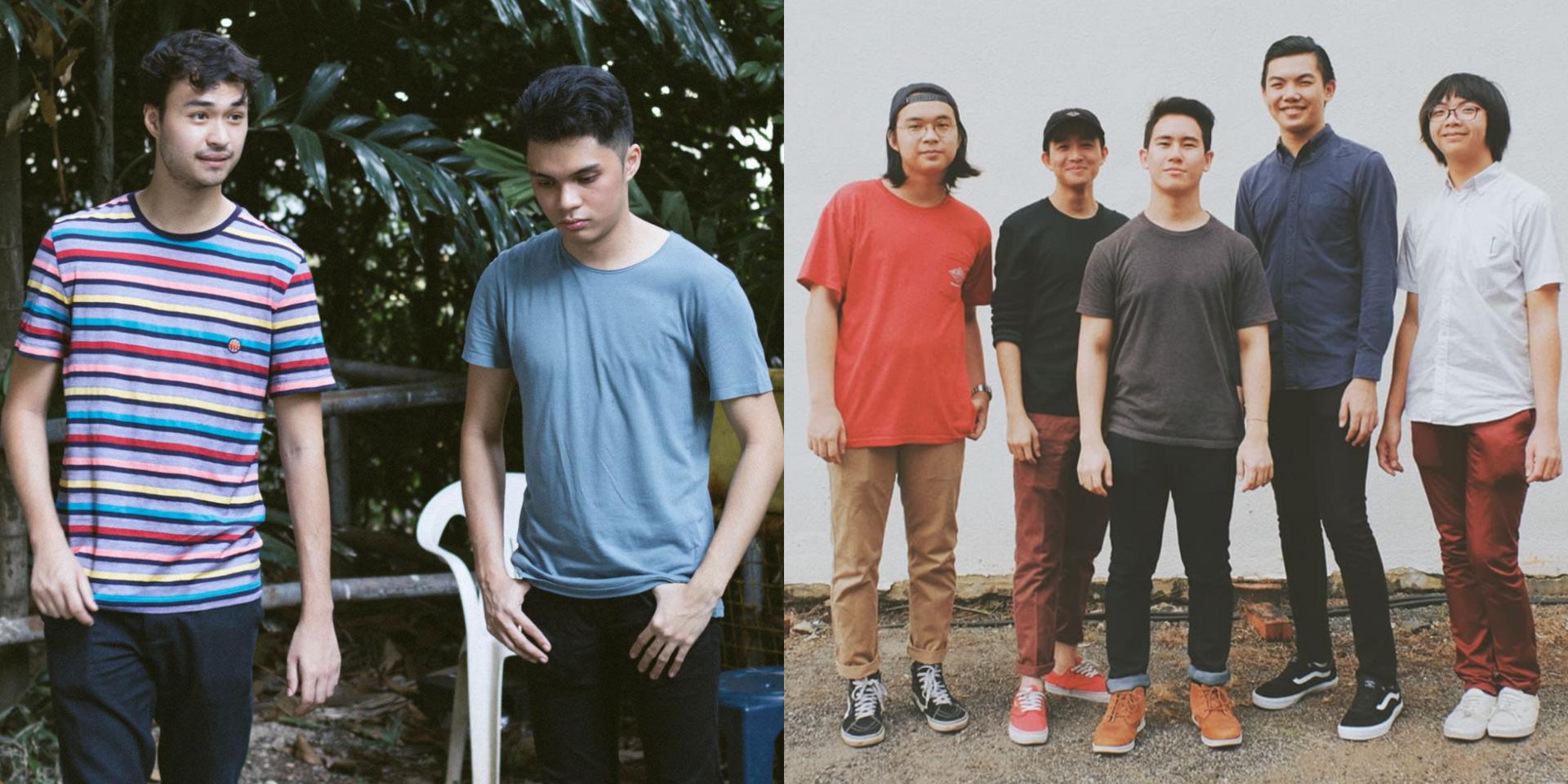 Baybeats announces long list for Budding Bands 2019