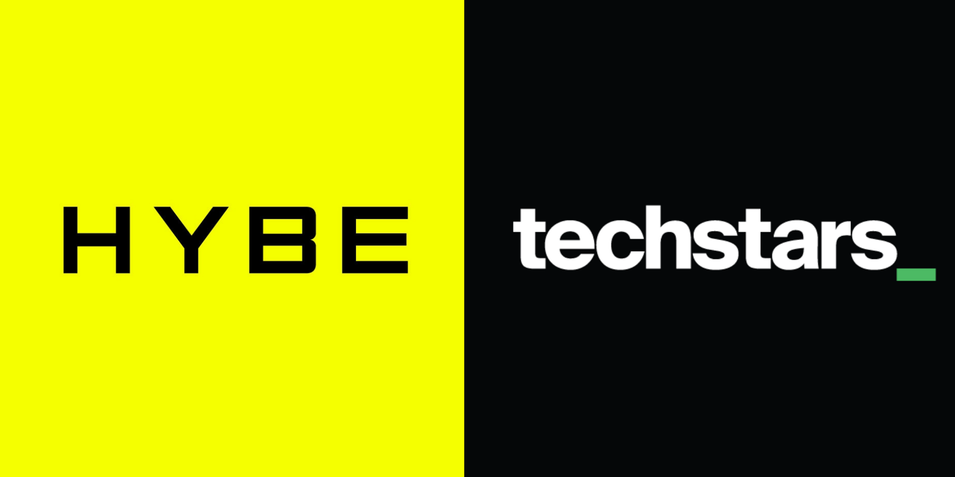 HYBE joins Avex, Amazon Music, Warner Music Group, and more in Techstars' music startup accelerator programme as an investor partner