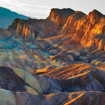 Desert Oasis: Zion, Death Valley & Palm Springs