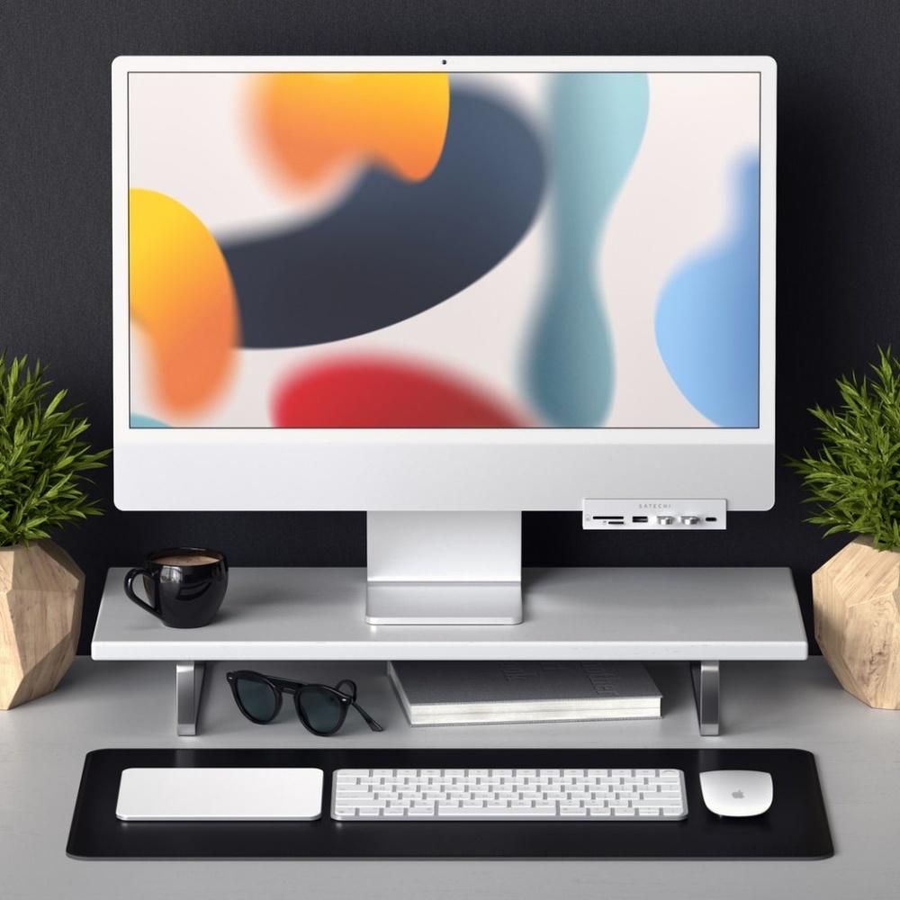 Satechi USB-C Clamp Hub för iMac 24-tum (2021)