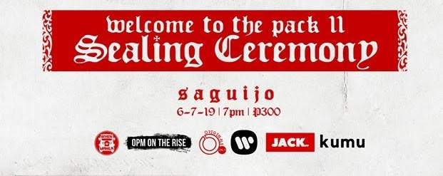 Welcome to the Pack II: Sealing Ceremony
