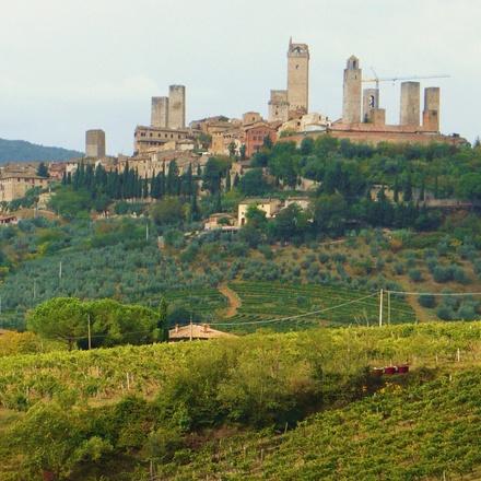 Cinque Terre & Tuscany Walking & Hiking Tour