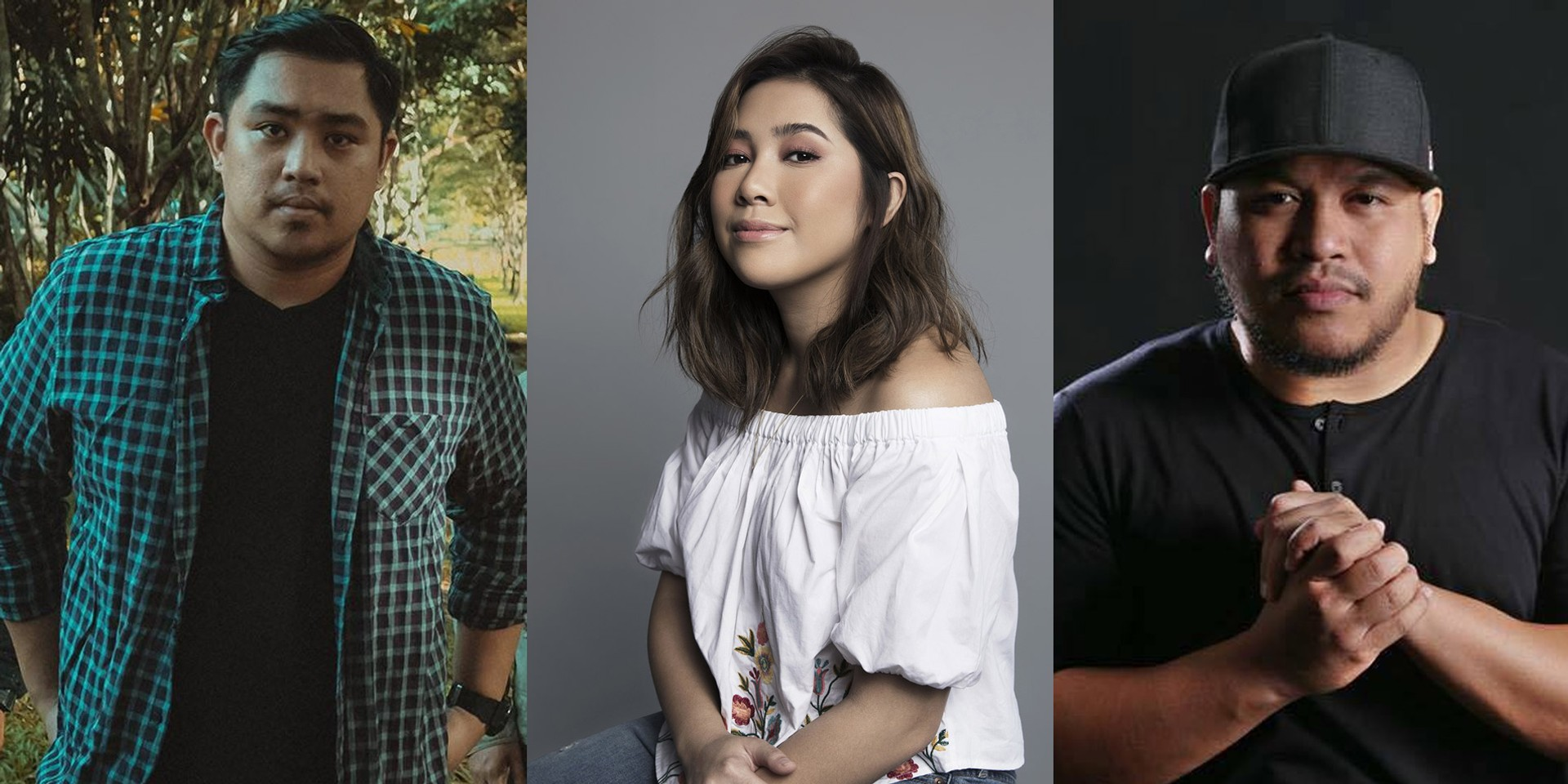December Avenue, Moira Dela Torre, Quest kick off the holiday season with Christmas carols