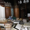 Interior 6, Synagogue Keter Torah, Sousse, Tunisia, Chrystie Sherman, 7/17/16