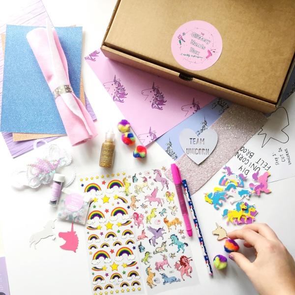 March 2017 Unicorn  Box