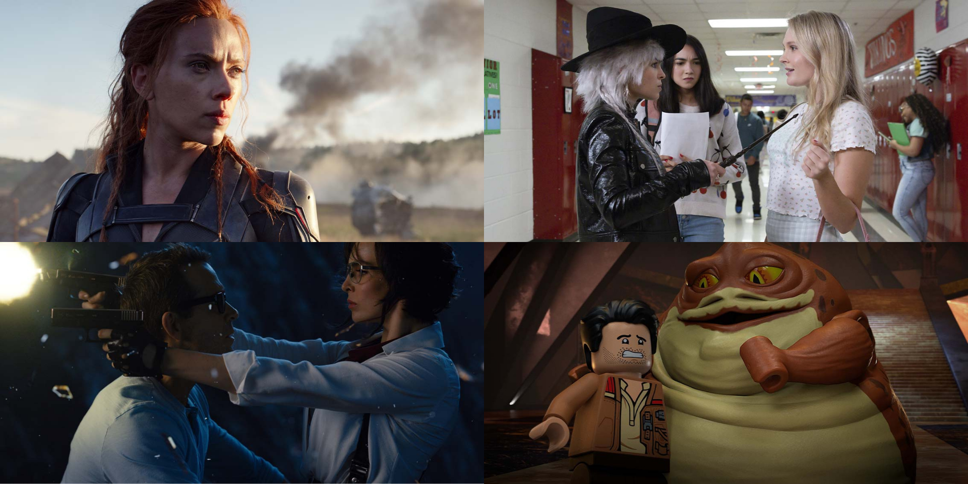What's new on Disney+ Singapore this October: Free Guy, Just Beyond, Lego Star Wars Terrifying Tales, Black Widow, and more