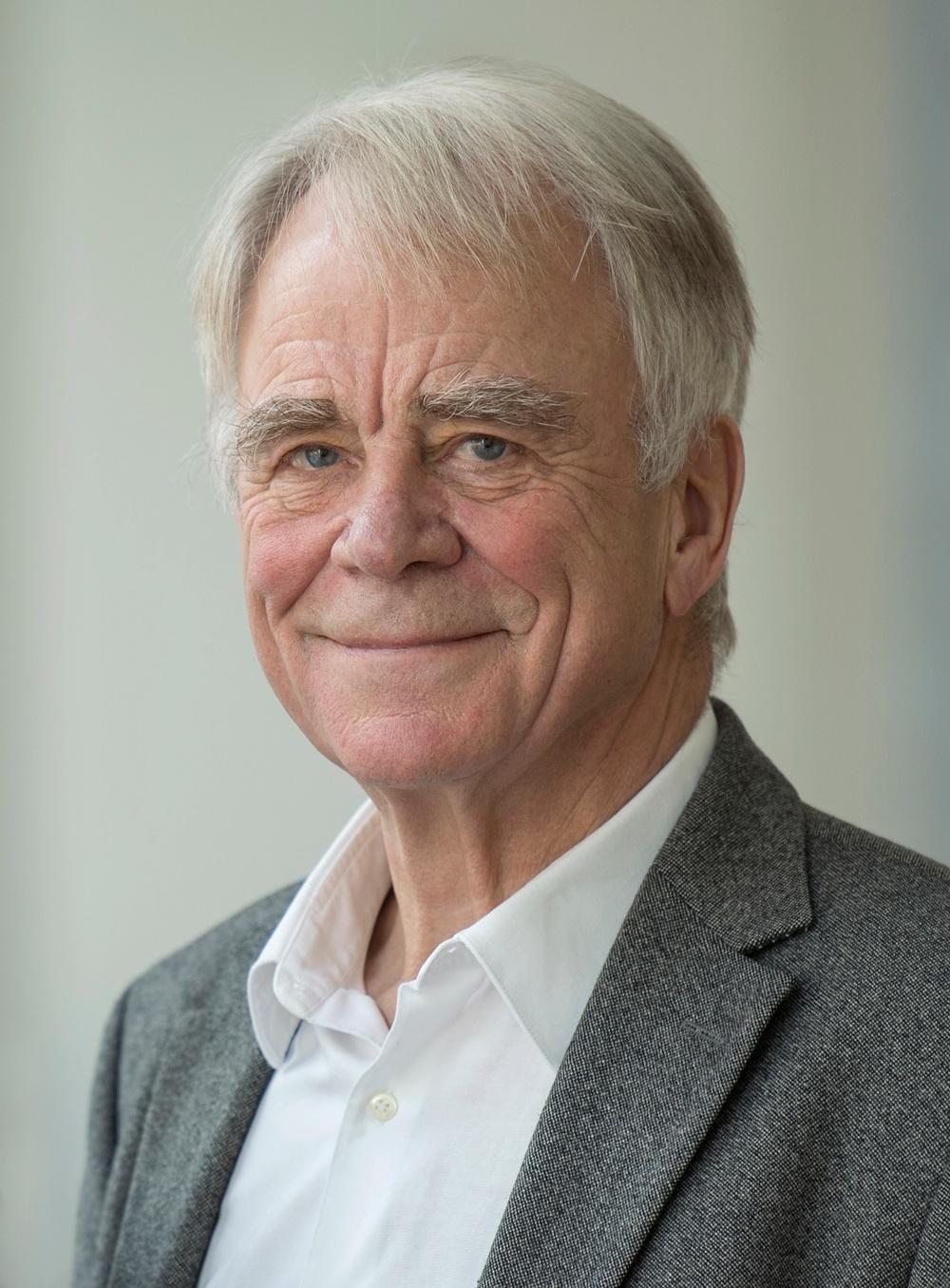 Björn Sprängare, ordförande i styrelsen för Stiftelsen Skogssällskapet. Foto: Håkan Flank