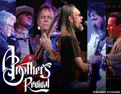 BT - A Brothers Revival - May 21, 2021, doors 6:30pm
