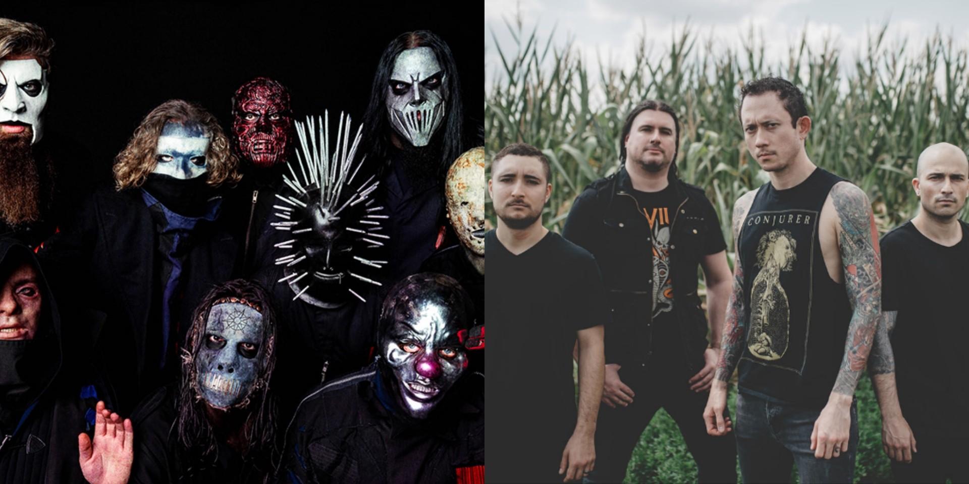 Singapore Rockfest II: Slipknot and Trivium postponed