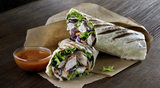 chicken-fillet-wrap