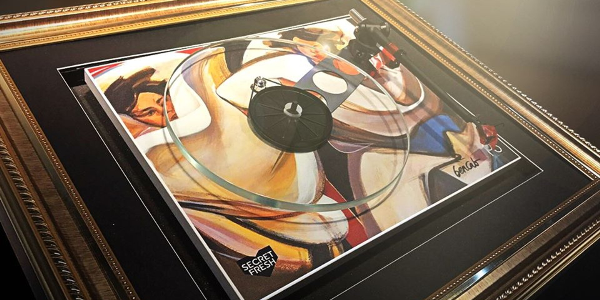 Rega collaborates with BenCab for limited edition turntable