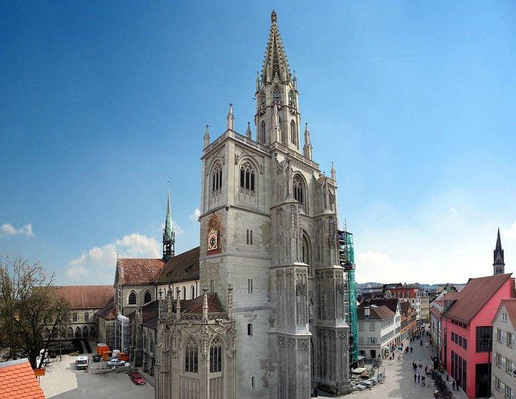 Cathédrale Notre-Dame, Constance (D)