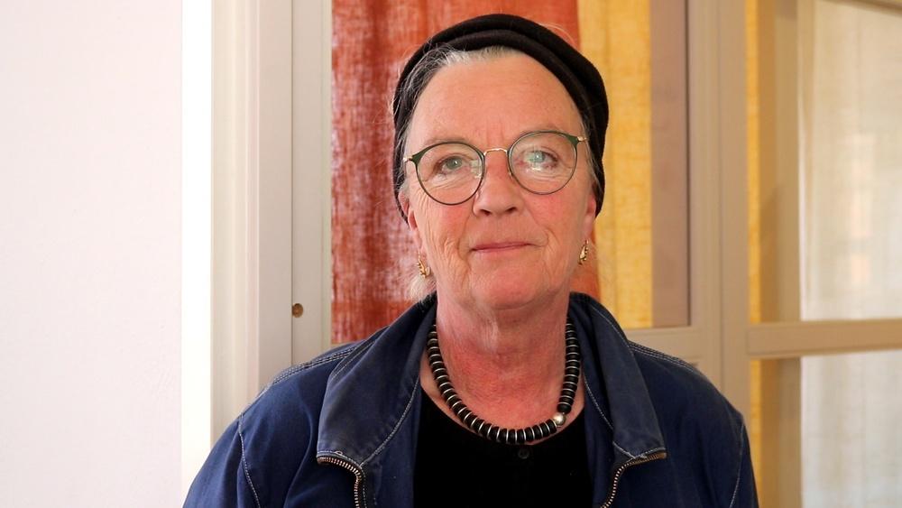 Tina-Marie Qwiberg, dokumentärfilmare.