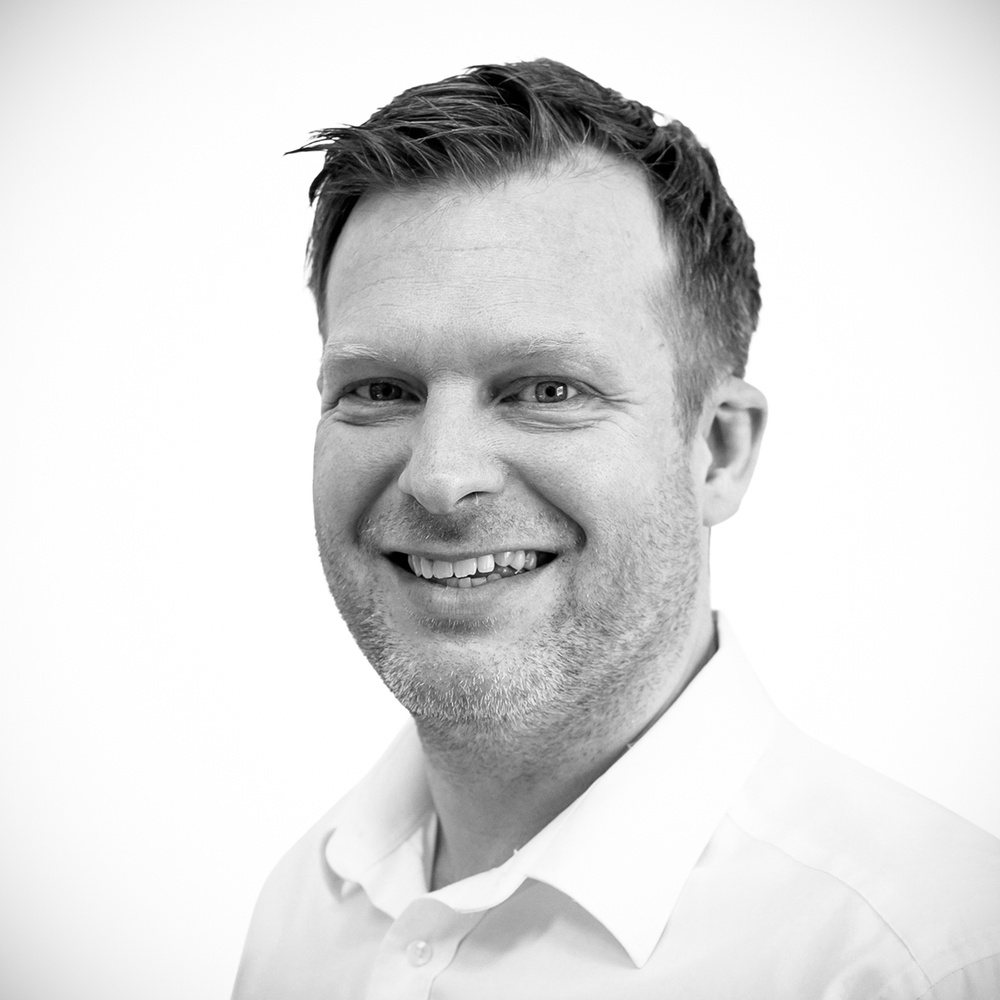 Anton Lundholm,  CEO PartGroup